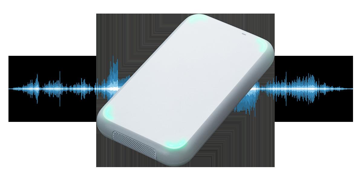 SSTの次世代型 音通信テクノロジー