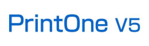 PrintOne V5(株式会社インフィニテック)